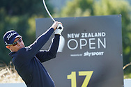 Brad Kennedy (AUS) In action during the final round of the New Zealand Open 2020, Millbrook Resort, Queenstown, New Zealand. 29/02/2020<br /> Picture: Golffile | Phil Inglis<br /> <br /> <br /> All photo usage must carry mandatory copyright credit (© Golffile | Phil Inglis)