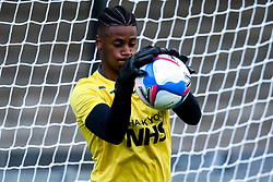 Alexis Andre Jr of Bristol Rovers - Mandatory by-line: Robbie Stephenson/JMP - 08/09/2020 - FOOTBALL - Memorial Stadium - Bristol, England - Bristol Rovers v Walsall - Leasing.com Trophy