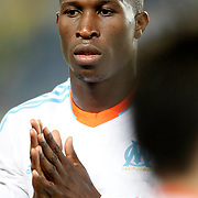 Marseille's Rod Fanni during their UEFA Europa League Group Stage Group C soccer match Fenerbahce between Marseille at Sukru Saracaoglu stadium in Istanbul Turkey on Thursday 20 September 2012. Photo by TURKPIX