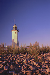 Scituate Harbor Lighthouse, Cedar Point, Scituate, Massachusetts, US