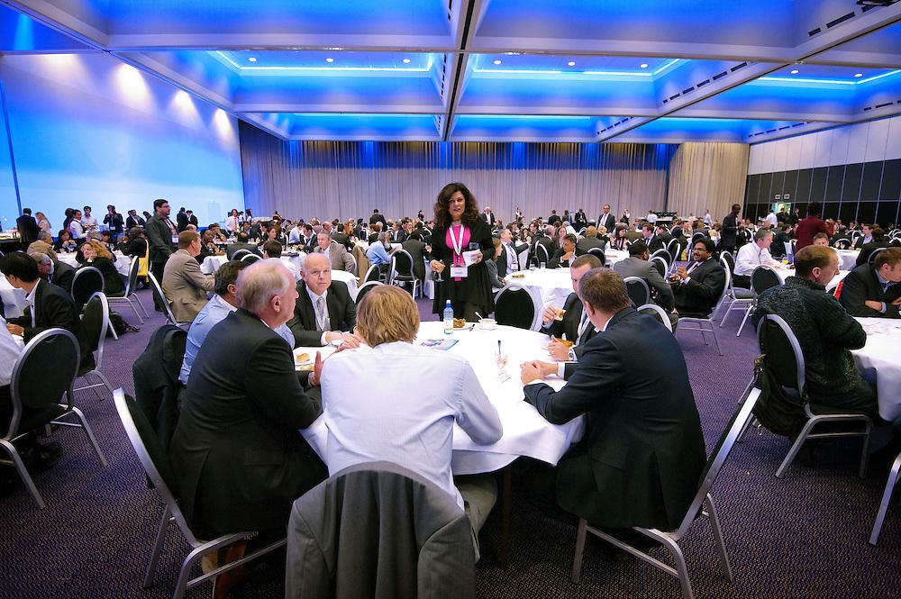 Nederland, Amsterdam, 25 april 2012.Geospatial World Forum.Rai, Amsterdam..Foto (c): Michiel Wijnbergh