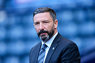 Aberdeen manager Derek McInnes arrives ahead of the Betfred Cup Final between Celtic and Aberdeen at Celtic Park, Glasgow, Scotland on 2 December 2018.