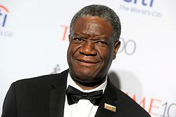 April 26, 2016 - New York, New York, USA - Denis Mukwege bei der Time 100 Gala 2016 im Jazz at Lincoln Center. New York, 26.04.2016 (Credit Image: © Future-Image via ZUMA Press)