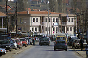 """SERB MEMBERS OF KPS SUSPENDED FOR UNDETERMINED PERIOD<br /> <br /> Gjilan, Graçanica, Kosovo<br /> Friday, February 29, 2008<br /> <br /> With the order of the Police MHQ in Pristina, on Friday, police members from the lines of Serb community from Gjilan region (eastern Kosovo) have been suspended; they don't recognize Albanian KPS (Kosovo Police Service) members order.<br /> Today also in Graçanica, a village populated with Serbs around 12 km far away from Pristina, KPS HQ (Kosovo police Service Headquarter) get information that than a group of Local Serbs members of KPS from Northern Police station, are attending to took under control Graçanica police station, as result to create another KPS institution only with Serbs and under control and role of law which came from Belgrade.<br /> Around more than 70 Serbs KPS members in Graçanica in charge of them chef Commander Stojan MILLOSHEVIÇ, all day of this Friday they decide to stay outside of police station in Graçanica, as them unhappiness expression against Kosovo Independence proclaimed on 17th February 2008.<br /> According to KPS HQ spokesman Agron BOROVCI,"""" KPS Serbs members can return to them positions of work, deadline is Saturday, March 1, 2008 until 12.00/pm, if they will not return back and recognize orders which came from HQ, they will be reject from KPS (Kosovo Police Service) says Borovci.<br /> Friday's situation in Graçanica has been monitored from many KFOR members and many civilian officers from Serbia, also for this situation most of citizens from Graçanica didn't care at all for this situation which came as result of Serbs KPS members.<br /> PICTURED: Entrance of Graçanica, view of Police Station building."""