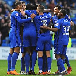 Cardiff City v Birmingham City