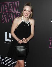 Teen Spirit Special Screening - 3 April 2019