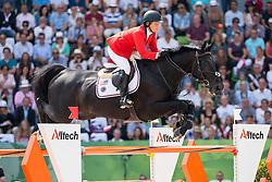 Beezie Madden, (USA), Cortes C - Show Jumping Final Four - Alltech FEI World Equestrian Gamesª 2014 - Normandy, France.<br /> © Hippo Foto Team - Jon Stroud<br /> 07-09-14
