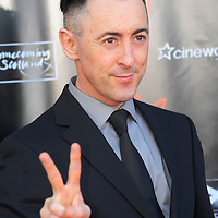 Stars turned out for the premier of Director Sam Mendes new film Away We Go which opened the 2009 Edinburgh Film Festival.  Pictured actor Alan Cumming.