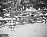 """ackroyd_00758-095. """"Looking toward Denver Ave leading into Kenton district escape area. June 2, 1948"""""""