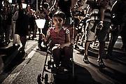 Una bambina del quartiere Tamburi. Christian Mantuano/OneShot
