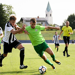 20170821: SLO, Football - Slovenian 2nd League 2017/2018, Ilirija vs Mura