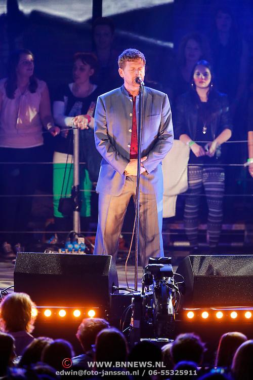 NLD/Amsterdam/20130418- Uitreiking 3FM Awards 2013, Racoon