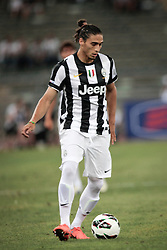 Bari (BA) 21.07.2012 - Trofeo Tim 2012. Inter - Juventus. Nella Foto: Caceres (J)