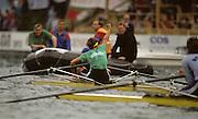 Bled, Slovenia, YUGOSLAVIA.  HUN W1X. Katalin SARLOS. 1989 World Rowing Championships, Lake Bled. [Mandatory Credit. Peter Spurrier/Intersport Images]