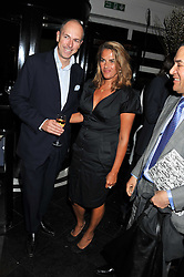 DYLAN JONES and TRACEY EMIN at a dinner to celebrate the 30th anniversary of Le Caprice, Arlington Street, London SW1 on 4th October 2011.