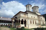 Horezu Monastery, UNESCO World Heritage Site, Romania
