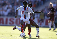 Fotball<br /> Frankrike 2004/05<br /> Metz v Lyon<br /> 21. august 2004<br /> Foto: Digitalsport<br /> NORWAY ONLY<br /> MAHAMADOU DIARRA (LYON)