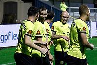 John Rooney. Wealdstone FC 2-5 Stockport County. Vanarama National League. 13.10.20