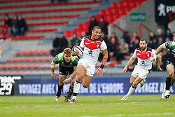 RUGBY - CHAMPIONS CUP - 2017<br /> fickou (gael)