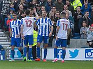 Brighton and Hove Albion v Blackburn Rovers 010417