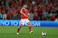 Ben Davies of Wales in action. Wales v Austria , FIFA World Cup qualifier , European group D match at the Cardiff city Stadium in Cardiff , South Wales on Saturday 2nd September 2017. pic by Andrew Orchard, Andrew Orchard sports photography