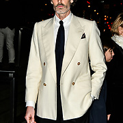 Richard Biedul Arrivers Naked Heart Foundation, helping children with special needs hosts the London's Fabulous Fund Fair 2019 with LuisaViaRoma at the Roundhouse on 18 Feb 2019, London, UK.