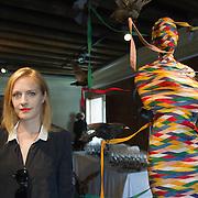 Polly Morgan at Biennale Art