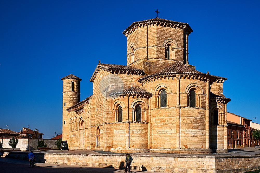 Iglesia de San Martin. Fromista © Javier I. Sanchís / PILAR REVILLA