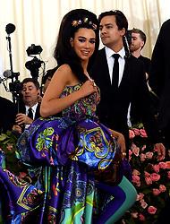 Dua Lipa attending the Metropolitan Museum of Art Costume Institute Benefit Gala 2019 in New York, USA.