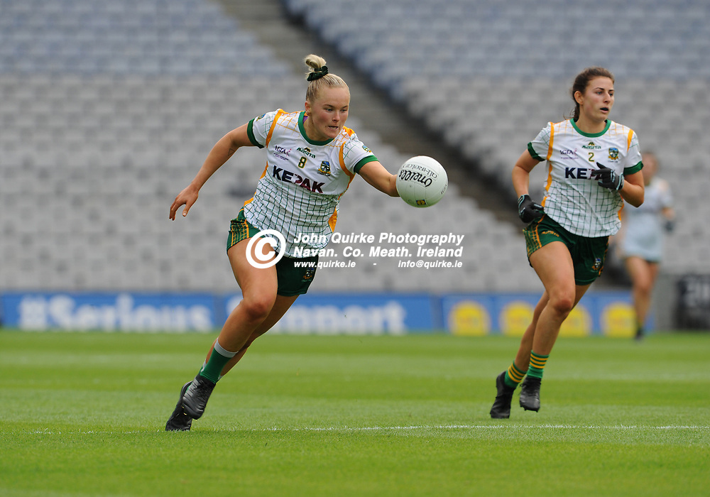 26-06-21. Meath v Kerry - Lidl Ladies National Football League Division 2 Final at Croke Park.<br /> Vikki Wall, Meath.Meath.<br /> Photo: John Quirke / www.quirke.ie<br /> ©John Quirke Photography, 16 Proudstown Road, Navan. Co. Meath. (info@quirke.ie / 046-9028461 / 087-2579454).