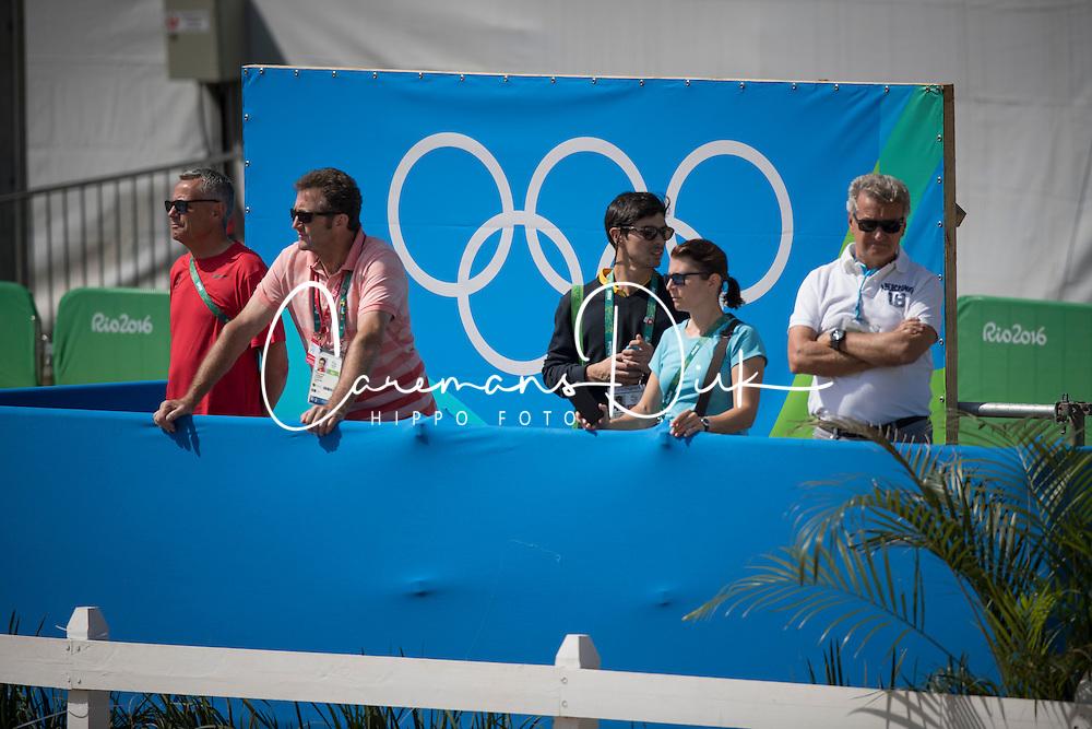 Team Switzerland, Andy Kissler<br /> Olympic Games Rio 2016<br /> © Hippo Foto - Dirk Caremans<br /> 13/08/16