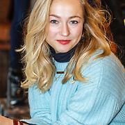 NLD/Amsterdam/20160105 - Persdag cast Sneekweek, Caroline Spoor