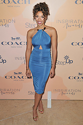 Ciera Payton arrives at Step Up's 14th Annual Inspiration Awards held athe Beverly Hilton in Beverly Hills, CA on Friday, June 2, 2017. (Photo By Sthanlee B. Mirador) *** Please Use Credit from Credit Field ***
