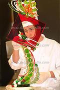 FOOD: DOLC'E 'FORUM DI FORMAZIONE PROFESSIONALE DELL'ARTE DOLCIARIA E DEL CIOCCOLATO.1° COPPA DEL MONDO DELLA GELATERIA.TORINO 24-25 MARZO 2003