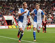 Bournemouth v Blackburn Rovers 280913