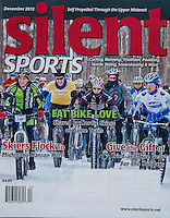 Silent Sports Cover December 2012
