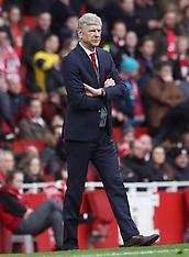 Arsenal v Watford, 11 March 2018