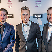 NLD/Hilversum//20170306 - uitreiking Buma Awards 2017, Nicky Romero