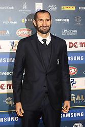 December 3, 2018 - Milan, Italy - Giorgio Chiellini at 'Oscar Del Calcio AIC' Italian Football Awards photocall in Milano, Italy, on December 03 2018  (Credit Image: © Mairo Cinquetti/NurPhoto via ZUMA Press)