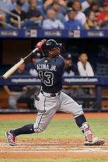 Braves v Rays - 08 May 2018