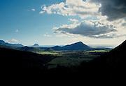 Panoramic view, Mauritius