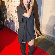 NLD/Amsterdam/20151119 - inloop Xite Awards 2015, Monica Geuze