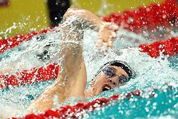 25.11.2010, Pieter van den Hoogenband Zwemstadion, Eindhoven, NED, Kurzbahn Schwimm EM, im Bild Federico COLBERTALDO Italy 400m freestyle.. // Eindhoven 25/11/2010 .European Short Course Swimming Championships, EXPA/ InsideFoto/ Staccioli+++++ ATTENTION - FOR USE IN AUSTRIA/AUT AND SLOVENIA/SLO ONLY +++++ / SPORTIDA PHOTO AGENCY