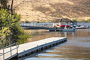 Marina Store and Boat Rentals at Lake Skinner