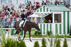 Sophie Wells, (GBR), Valerius - Individual Test Grade IV Para Dressage - Alltech FEI World Equestrian Games™ 2014 - Normandy, France.<br /> © Hippo Foto Team - Jon Stroud <br /> 25/06/14