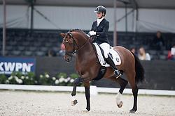 Tessa Frank, GER, Nymphenburg's First Ampere<br /> World Championship Young Dressage Horses <br /> Ermelo 2016<br /> © Hippo Foto - Dirk Caremans<br /> 28/07/16