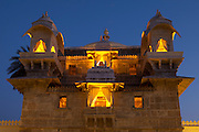 Jagmandir Island Palace of City Palace Complex of 76th Maharana of Mewar, Shreeji Arvind Singh Mewar of Udaipur Rajasthan India