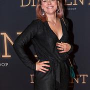 NLD/Amsterdam/20181023 -  Film premiere De Dirigent, Tamara Brinkman