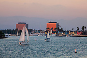 Marina Del Rey, Los Angeles, California, USA