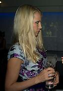 HANNAH SANDLING, Elizabeth Arden's 'Eight Hour' party. Kingly St. London. 7 August 2008. *** Local Caption *** -DO NOT ARCHIVE-© Copyright Photograph by Dafydd Jones. 248 Clapham Rd. London SW9 0PZ. Tel 0207 820 0771. www.dafjones.com.